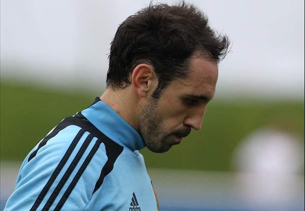 Diego Simeone: Juanfran estuvo bárbaro y de eso no se habla
