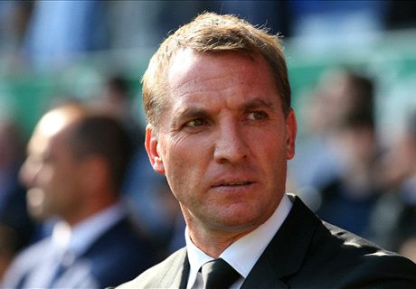 Rodgers comments on England job