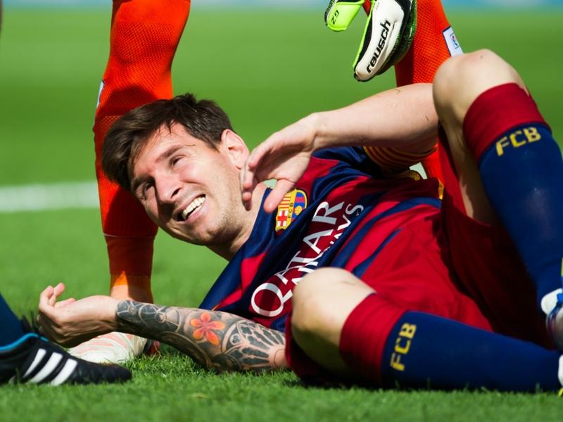 Justice, 18 mois requis pour le père de Lionel Messi