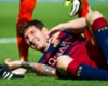 Messi on track for Madrid comeback
