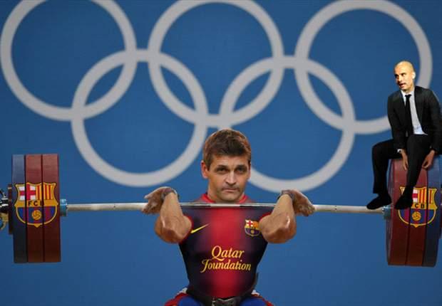Tito Vilanova saca músculo ante la pesada losa de Pep Guardiola en el FC Barcelona