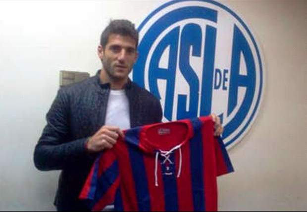 Ignacio Piatti signs for San Lorenzo