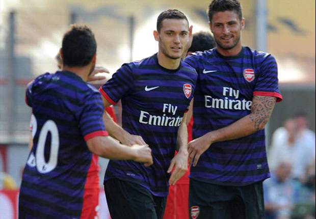 Know Arsenal's rivals in Champions League Group B