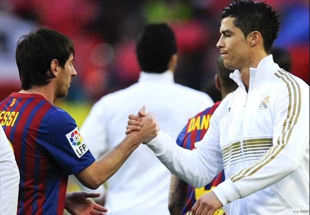 ESP - Messi-Ronaldo Acte I