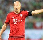 """Robben : """"C'est bien que Francky soit de nouveau là"""""""