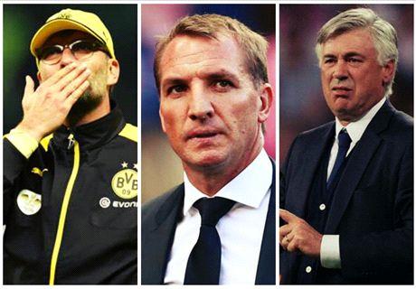 SONDAGE l Qui pour remplacer Rodgers à Liverpool ?