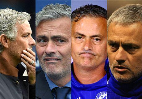 Vote of confidence for Mourinho