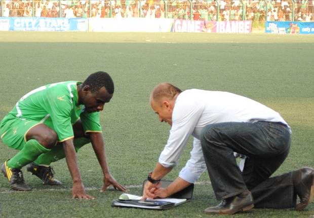 Gor Mahia coach Zdravko Logarusic hints at quitting club at the end of the season