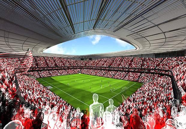 El Nobel de Economía reubicará a los socios en el nuevo estadio de San Mamés