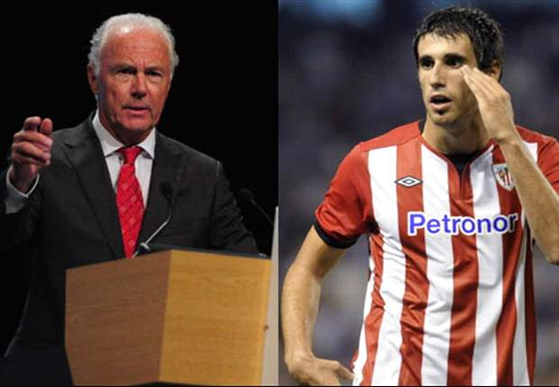 Beckenbauer unfazed by Javi Martinez's €40m transfer fee