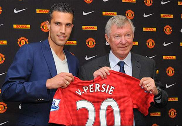I thought Manchester United would never sign Van Persie, reveals Sir Alex Ferguson