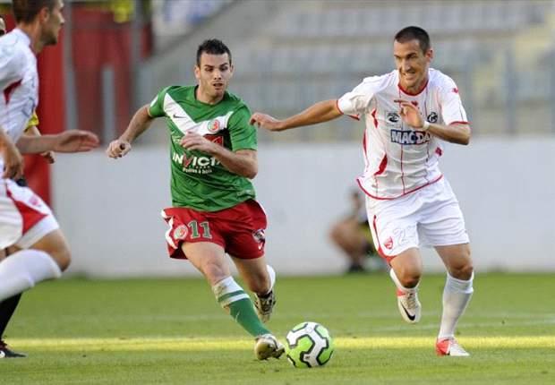 Ligue 2 - Sedan - Dijon le 12 février