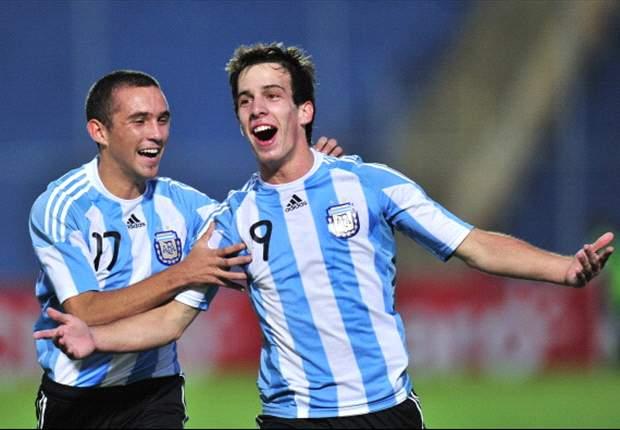 Sub 20: Argentina venció a Arabia Saudita (3-2)