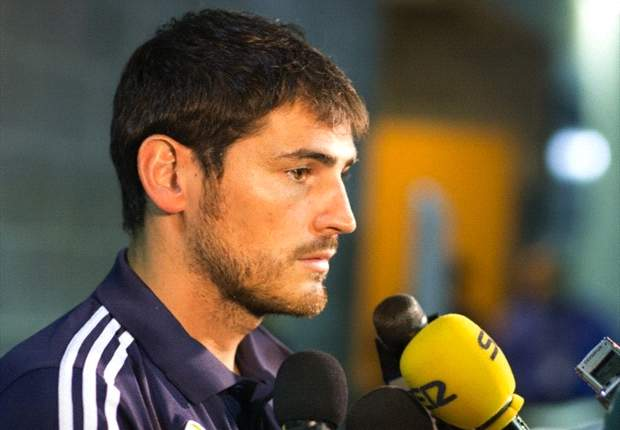 Casillas: There is no guarantee Spain will make World Cup