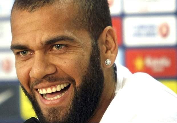 Dani Alves: 'O Barça tem valores que o fazem diferente de todo o resto'