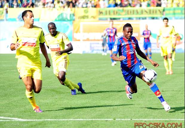 Ahmed Musa and Ogenyi Onazi help their clubs to away wins in the Europa League