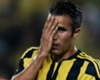 Van Persie situation worries Netherlands boss Blind