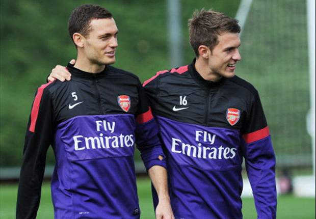 Wilshere and Vermaelen in fitness boost for Arsenal