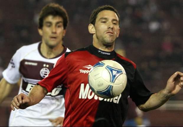 Maxi Rodríguez y Gabriel Heinze se desgarraron y no juegan por tres semanas