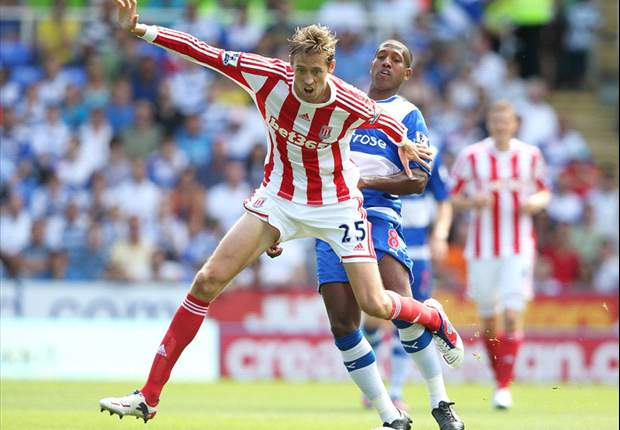 Crouch certain Stoke team-mate Shawcross will not let England down