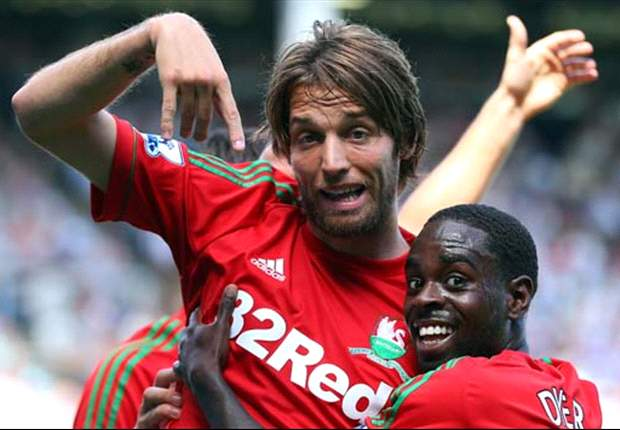 QPR 0-5 Swansea: Michu & Dyer on the double as Laudrup gets off to dream start