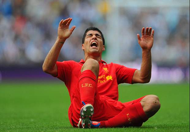 Suarez responds to Fifa's Jim Boyce's 'cheat' claims