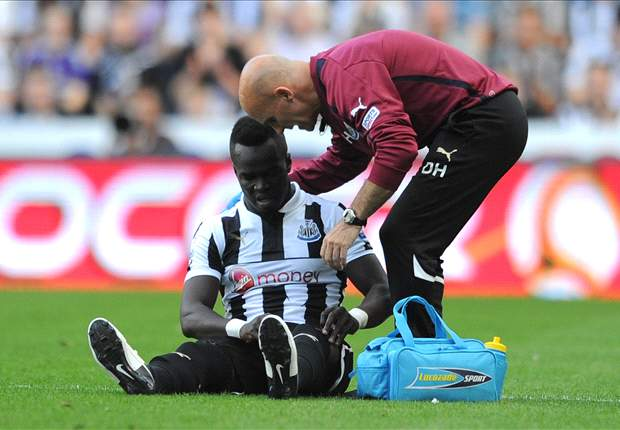 Tiote ready to fight for starting place alongside Newcastle additions