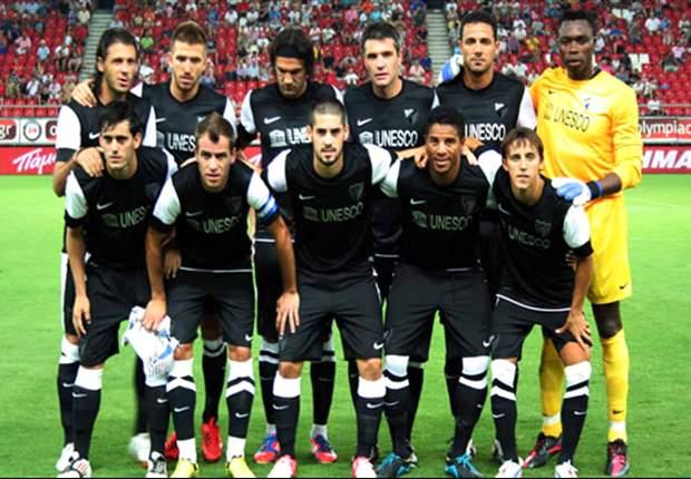 ESP - Malaga bat le Celta Vigo