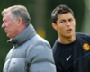 Ronaldo: Ferguson's temper helped us learn