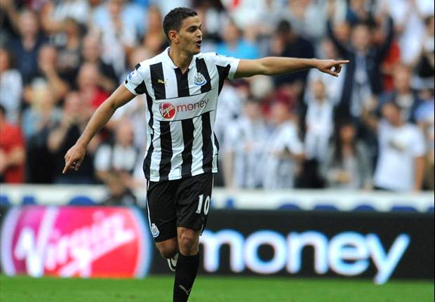 Newcastle manager Pardew disappointed with Ben Arfa's fitness