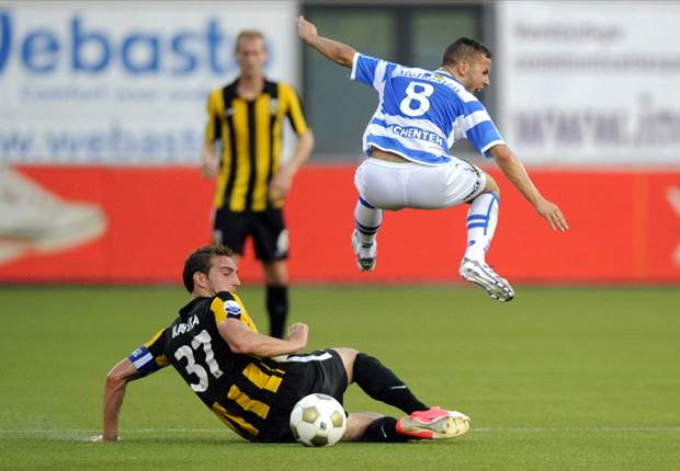 Ibarra matchwinner tegen sterk Zwolle