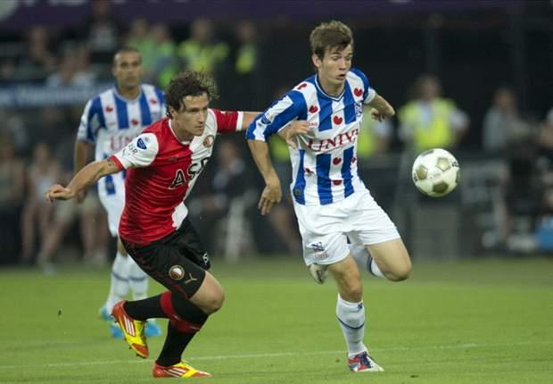 Ruben Schaken Selamatkan Feyenoord