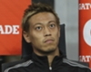 Honda frustrated by Milan role