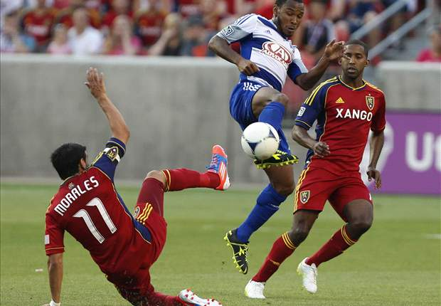 Real Salt Lake drops fourth straight match