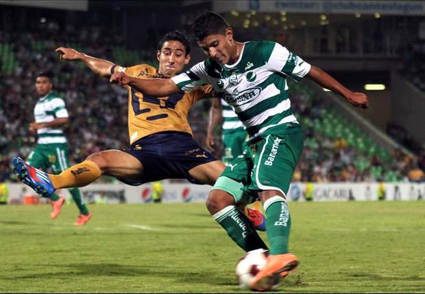 Liga MX: Pumas 0-0 Santos | Los postes y un penal fallado, causantes del cero