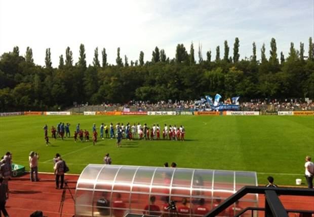 DFB-Pokal: Berliner AK muss gegen 1860 in anderes Stadion ausweichen
