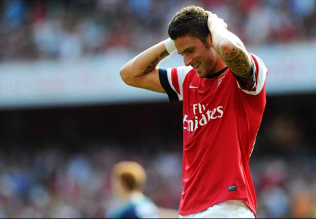 New-look Gunners up & running but Giroud must fire if Arsenal are to be contenders not pretenders