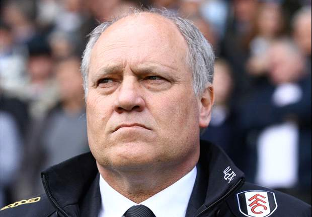 Jol 'very happy' with Berbatov contribution to Fulham win