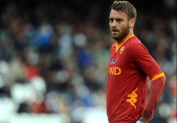 Manchester City target De Rossi confirms Roma stay