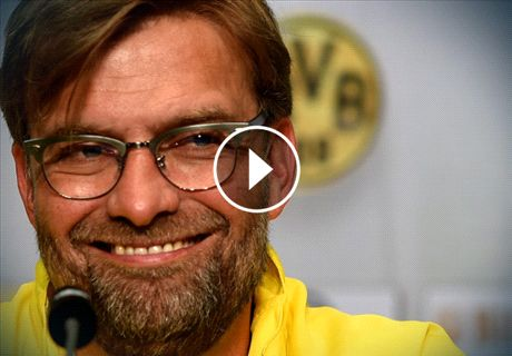 Third-time lucky for Klopp to the Kop