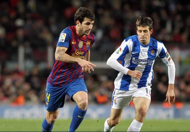 La Real Sociedad recibe al Barcelona