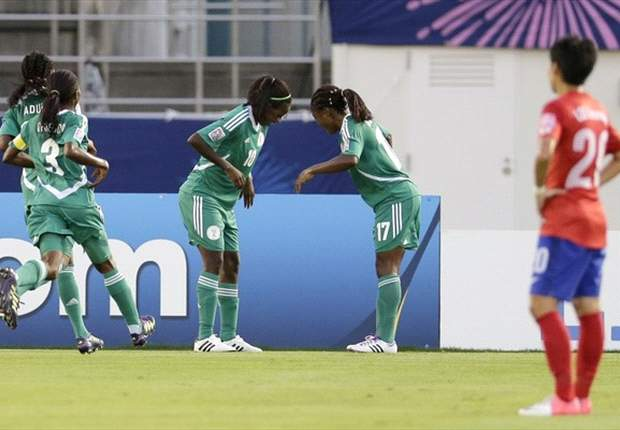 Nigeria 2-0 South Korea: Falconets start with well-deserved win over South Korea