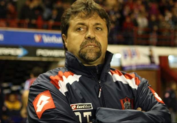 """Caruso Lombardi dice que Estudiantes """"no hizo nada para ganarlo"""""""