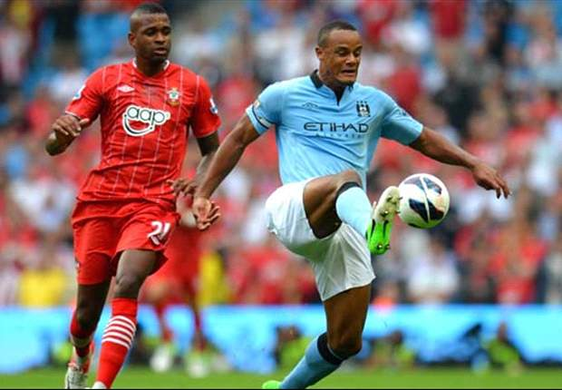 Kompany praises Manchester City team-mates' character in hard-fought victory over Southampton