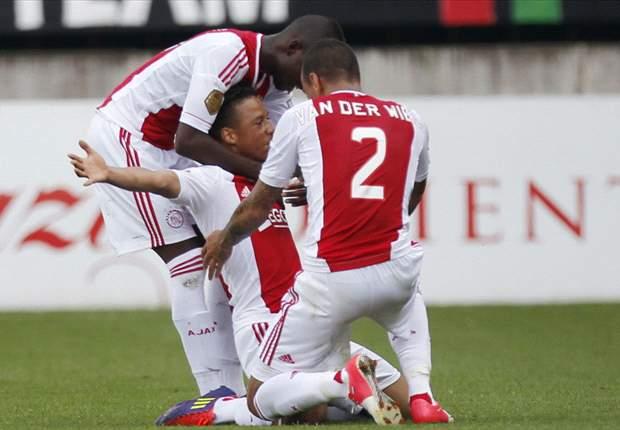 Ajax Amsterdam Hantam NEC Nijmegen