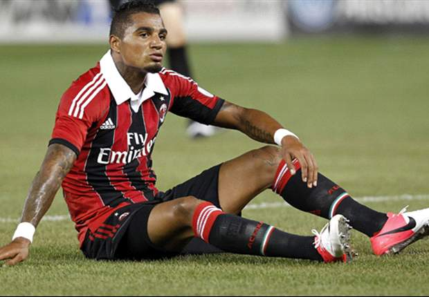 AC Milan midfielders Montolivo & Boateng sustain injuries