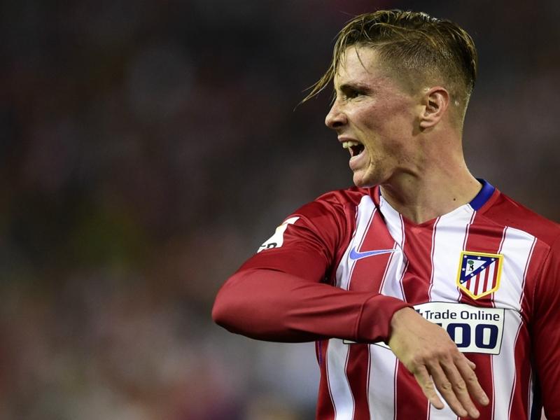 Atlético, Fernando Torres ne pense pas trop à la Roja