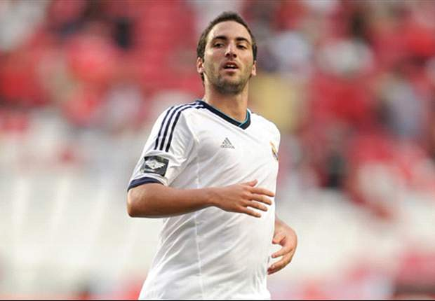 Higuain: I am happy to be back playing