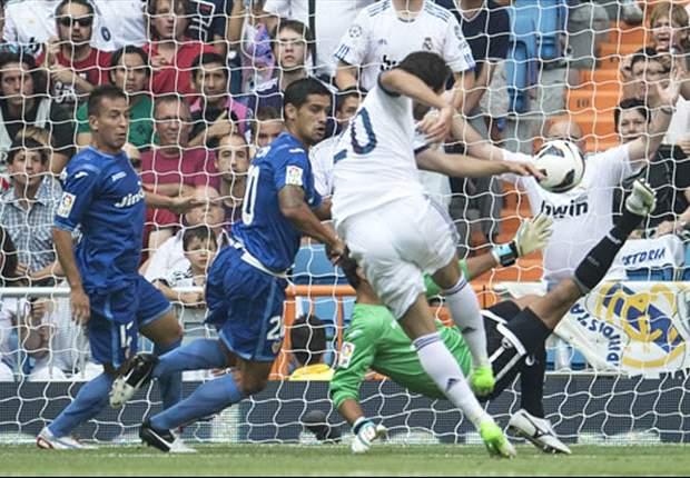 Gonzalo Higuaín pone en ventaja al Real Madrid