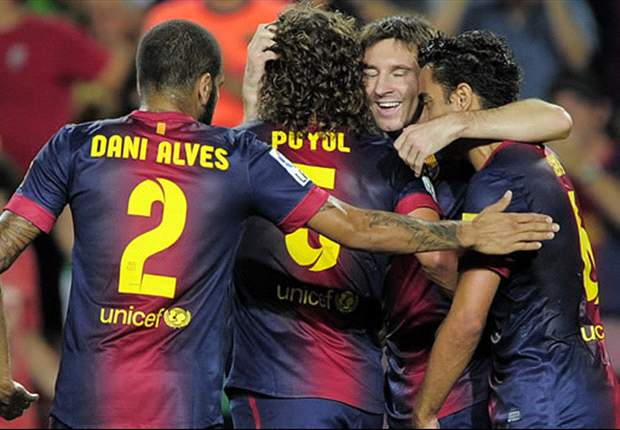 La Liga Team of the Week: Puyol & Messi shine for Vilanova's Barcelona